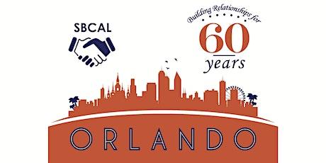 SBCAL 2020 - Orlando, FL tickets
