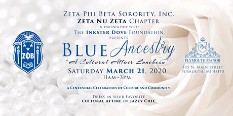 Blue Ancestry: A Centennial Celebration of Culture and Community tickets