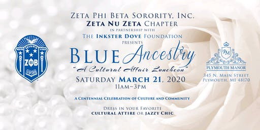 Blue Ancestry: A Centennial Celebration of Culture and Community