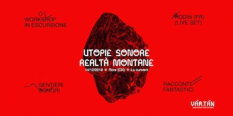 rodín + Rosalie Baudry (violon) x  Var.Tan biglietti
