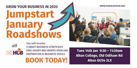 Jumpstart January - Roadshow comes to Alton tickets