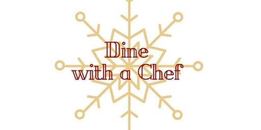Dine with a Chef: A Little City Christmas  (2019-12-18 starts at 7:00 PM)