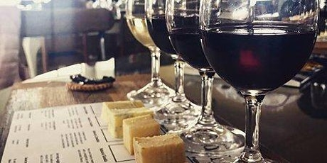 Cheese and Wine Pairing with Tulip Tree Creamery & Cork and Barrel Wine Bar tickets