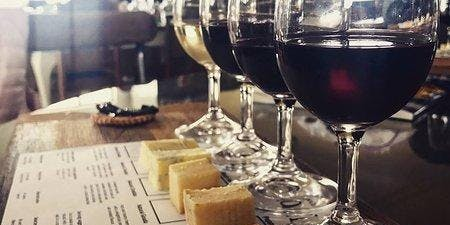 Cheese and Wine Pairing with Tulip Tree Creamery & Cork and Barrel Wine Bar