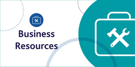 Improve Your Chances of Success: Connect with Small Business Resources tickets