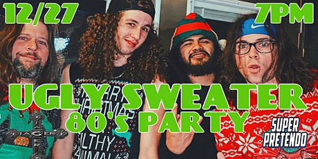 Ugly Sweater Party feat TRIXY TANG,SUPER PRETENDO,JAGER @ Park Theatre tickets