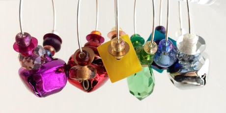 Bristol Crafts - Make your own GLASS CHARMS tickets