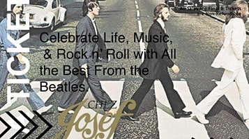 Beatles Tribute Band: A Ticket To Ride