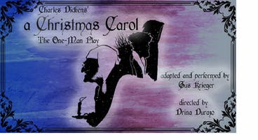 """A Christmas Carol: The One-Man Play"""