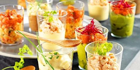 Traiteur parisien buffet gratuit  billets