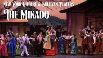 "New York Gilbert & Sullivan Players: ""The Mikado"""
