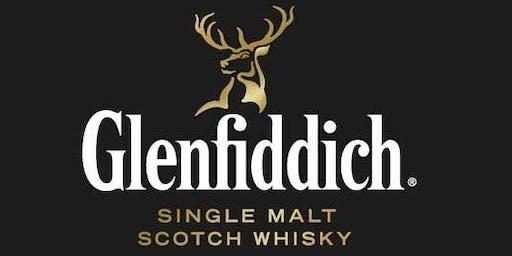 Glenfiddich Tasting at B Too
