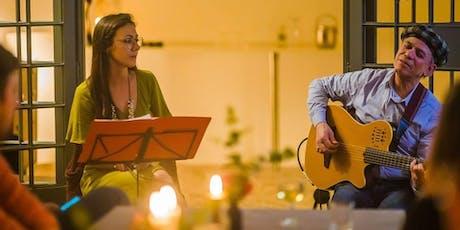Concert and Dinner - Os Clandestinos bilhetes