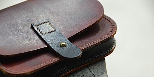 Cyflwyniad i Waith Lledr | Introduction to Leatherwork