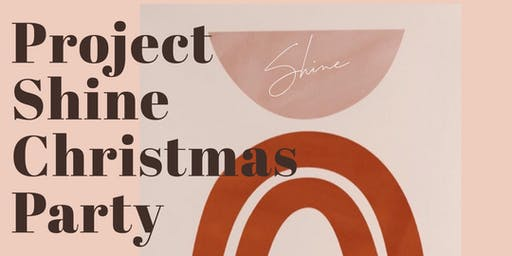 Project Shine Christmas Party