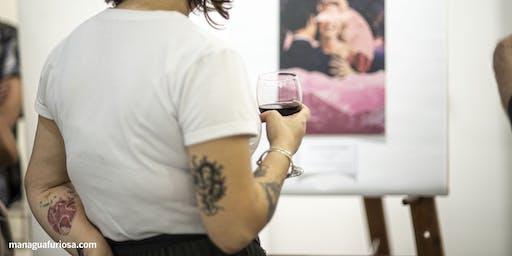 Exposicion: Collage, Mente Y Bienestar
