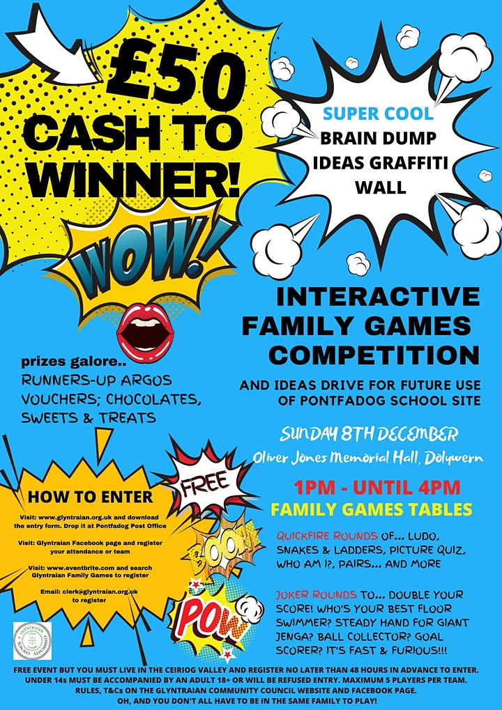 INTERACTIVE FAMILY GAMES COMPETITION image