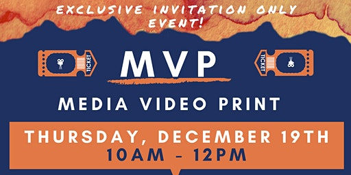 Exclusive MVP Marketing Event (invitation only)
