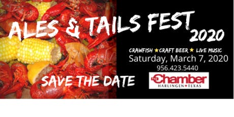 The Harlingen Chamber Presents: 4th Annual Ales & Tails Fest tickets