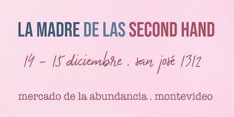 La Madre de las Second Hand - Montevideo entradas