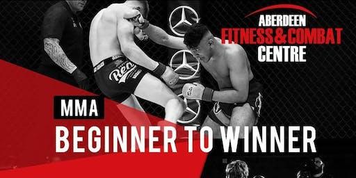 Aberdeen Combat Centre 10 Week MMA Beginner To Winner Programme