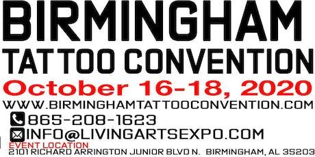 Birmingham Tattoo Convention tickets