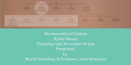 Wordsworth's Children tickets