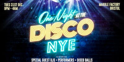 One Night At The Disco NYE