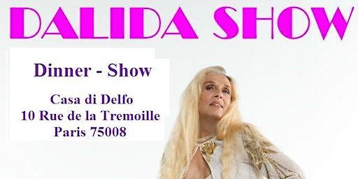 Dalida Show Dîner-Spectacle