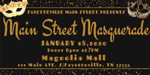Main Street Masquerade