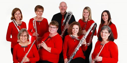 Raleigh Flute Choir Holiday Concert