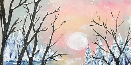 Frozen Sunset - Painting and Prosecco Evening tickets