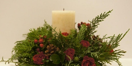 Sip, Shop and Candle Centerpieces With Alice's Table at The Ballog tickets