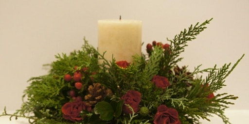 Sip, Shop and Candle Centerpieces With Alice's Table at The Ballog