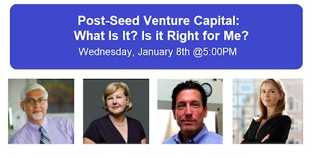 Post-Seed Venture Capital: What Is It? Is it Right for Me? tickets