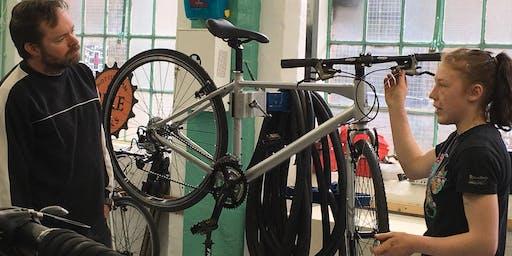 Intermediate Bike Bearings Maintenance - Saturday Course
