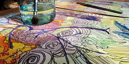Winter Art Workshop Series: Watercolor