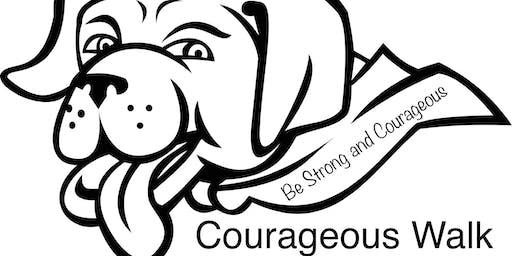 Courageous Walk