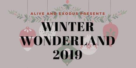 Winter Wonderland 2019 tickets