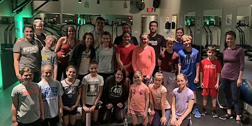 PUSH 40 Fitness Youth Night
