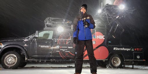 WED Talks with NECN's Meteorologist Michael Page