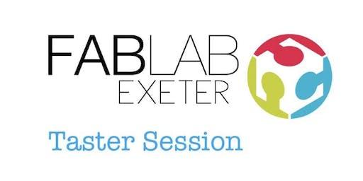 FabLab Exeter - 3D Taster Session