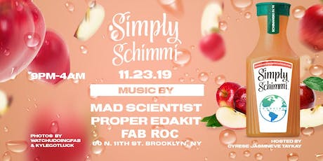 Simply Schimmi tickets