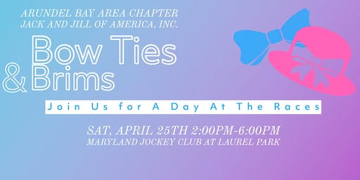 Bow  Ties and Brims ; A Day at the Races