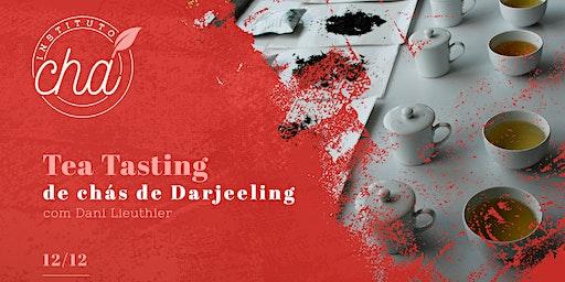 Workshop Tea Tasting - Darjeeling - Curitiba