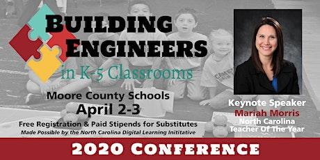 2020 Building Engineers in K-5 Classrooms tickets