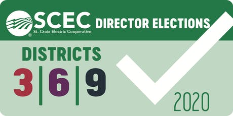 SCEC Director Candidate Info Session tickets