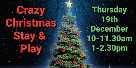 Crazy Christmas Stay and Play tickets