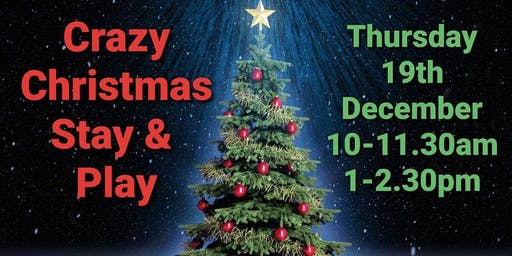Crazy Christmas Stay and Play