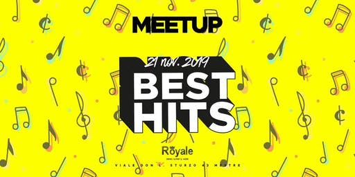 Meetup presenta Best Hits 21.11